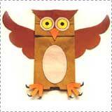 Paper bag - puppet  alatperagatksm.blogspot.com