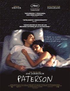 Paterson (Adam Driver) trabaja como conductor de autobús en Paterson (Nueva Jersey). Cada mañana, el joven Paterson se levanta temprano, sin necesidad de utilizar despertador, y da un beso a su mujer, su amada Laura (Golshifteh Farahani). Luego conduce el autobús y escribe en una libreta algunos...