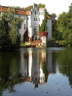 Castle Dobrocin in Poland The Beautiful Country, Beautiful World, Beautiful Places, Historical Monuments, Central Europe, Cathedral, Nature Photography, National Parks, Places To Visit