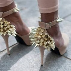 Spikes...