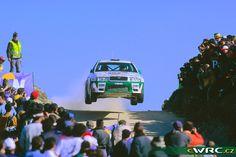 Emil Triner; Miloš Hůlka; Škoda Octavia WRC; TAP Rallye de Portugal 1999