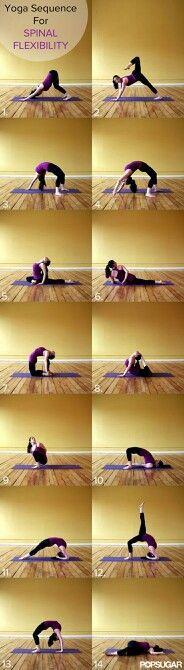 For flexibility