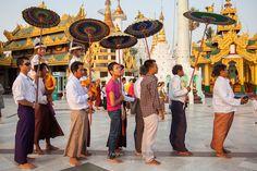 Ceremony :: Yangon (仰光) Myanmar