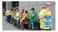 Los afectados por 'suelo' hipotecario que denuncien no podrán ser desahuciados | BolsaSpain