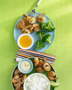"""See the """"Crispy Coconut Shrimp"""" in our Quick Fish and Shellfish Recipes gallery"""