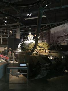 Canadian Centurion Main Battle Tank from the Cold War...