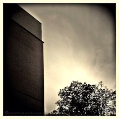 buildings.....nature's bully. #architecture #nature #pictrola #instagood #instatree #instant110 #AHDR
