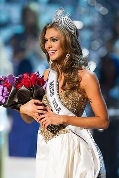 Winner of #MissUSA, Erin Brady Miss Connecticut!