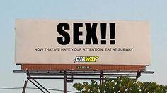 Bit i don't want subway, i want sex :(