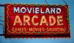MOVIELAND ARCADE, 2015