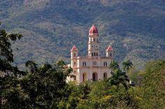 Basílica Menor Santuario Nacional de Nuestra Señora de la Caridad del Cobre (National Shrine Basilica), Santiago de Cuba