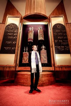 A boy becoming Bar Mitzvah. When a Jewish boy or girl becomes Bar or Bat Mitzvah, they are considered to be an adult and are expected to follow all Jewish customs, including fasting on Yom Kippur. A Jewish boy becomes Bar Mitzvah when he is 12 and a girl becomes Bat Mitzvah when she is 13.