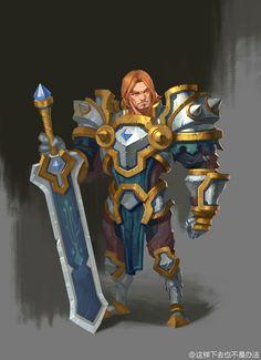 这样下去也不是办法的照片 - 微相册 2d Character, Game Character Design, Fantasy Character Design, Character Modeling, Character Design References, Character Concept, Concept Art, Medieval, Modelos 3d