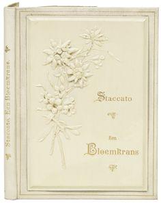 Band van wit binderlinnen, 1900-1910?