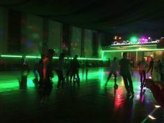 Brixton Roller Skating Rink memories from the late s