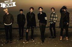 "The 20 Best K-Pop Songs of 2014: 1. Beast - ""Good Luck"""