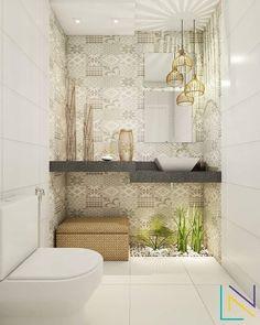 Bathroom Design Small, Bathroom Interior Design, Modern Bathroom, Interior Design Living Room, Bathroom Plans, Diy Bathroom Decor, Home Decor Furniture, Bathroom Furniture, Toilette Design