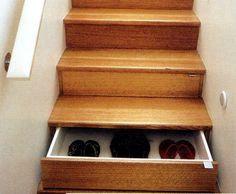 Drawer stairs
