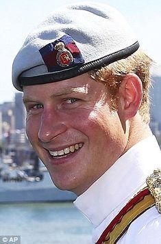 Prince Harry in Sydney Australia in 2013