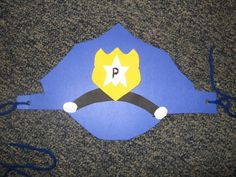 Community Helper - police hat
