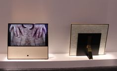 LOEWE HANGING TV - Google Search