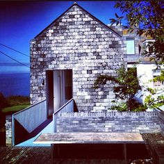 My house in Cornwall. Thank you David Chipperfield. 20th August 2012