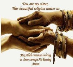 Sisterly Love in Islam