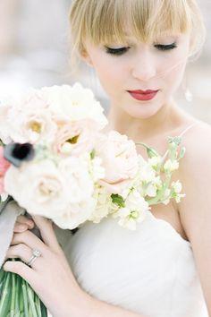 6 Winter Wedding Beauty Looks You'll Love   Winter Wedding Makeup