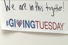 Rallying the Troops: the Staff Plan for #GivingTuesday
