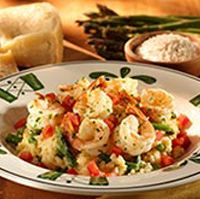 Recipe for Olive Garden Shrimp and Asparagus Risotto.  This was my all time favorite dish at Olive Garden; I died a little inside when they took it off the menu.