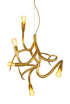 This brass finished pendant lighting 'Edison's Tail' has been curated for the lighting trends 2018 by Light+Building. Visit our website WWW.COM to see the complete edison's Tail collection, designed by lighting designer William Brand. Custom Lighting, Unique Lighting, Pendant Lighting, Modern Pendant Light, Modern Chandelier, Modern Hanging Lights, Light Building, Bronze, Copper Nickel