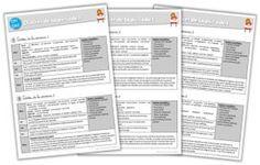 un an de dictée ! Cycle 3, Spelling, Homeschool, Journal, College, Teaching, Math, Kids, Blog