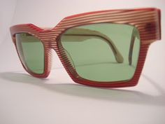90d5ec719ff79 theothersideofthepillow  vintage ALAIN MIKLI 318 274 M layered acetate  sunglasses HAND MADE IN FRANCE 1988