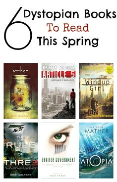 Dystopian Novels To Read This Spring