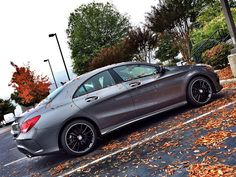 Mercedes-Benz CLA 250 gonna be my wifes car