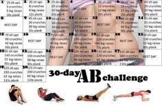 Challenge abdo et programme anti cellulite   Zekitchounette