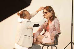 Chic e Fashion: Flávia Alessandra fotografa campanha de óculos
