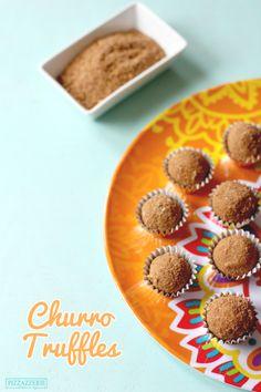 Churro Truffles