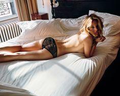 Camille Rowe Stays in Bed in Pamela Hanson Photographs Charlotte Rampling, Twiggy, Boudoir Photos, Boudoir Photography, Fashion Photography, Colour Photography, Alexa Chung, Sexy Back, Pamela Hanson