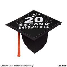 Shop Creative Class of 2020 Graduation Cap Topper created by scholarshop. Graduation Cap Toppers, Graduation Cap Designs, Graduation Cap Decoration, Graduation Diy, Kindergarten Graduation, Graduation Pictures, Graduation Shirts, Grad Cap, Graduation Photography