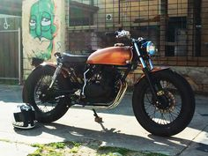 CB250RS linda de mais!