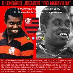 O Futebol Lendário de Fio Maravilha http://vai.la/kVyO