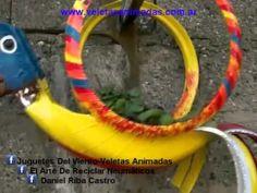 El Arte De Reciclar Neumáticos en Argentina