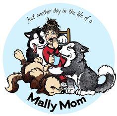 Mally Mom