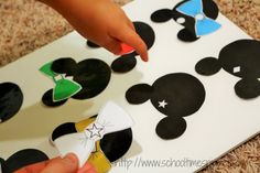 shape and color printable for toddlers
