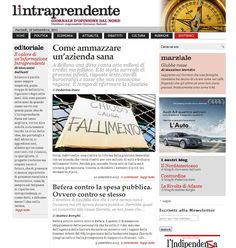 http://www.lintraprendente.it/2013/09/come-ammazzare-unazienda-sana www.lintraprendente.it