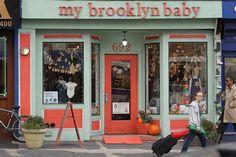 Brooklyn Fulton St Brooklyn Baby, Fulton, New York City, New York, Nyc