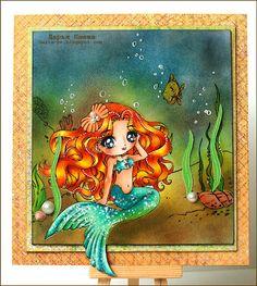 Всякое-разное: Siren of Pearls + CAS