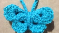 How To Crochet a Beautiful  Butterfly - DIY Crafts Tutorial - Guidecentral