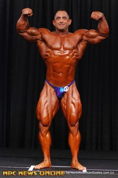 IFBB MIAMI MUSCLE BEACH PRO - GUY CISTERNINO